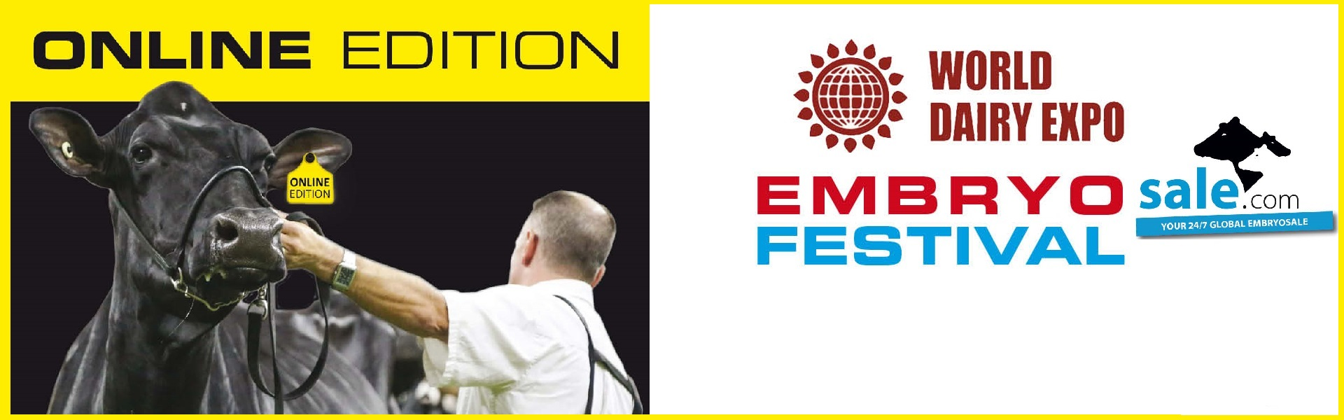 Embryo Festival World Dairy Expo online edition
